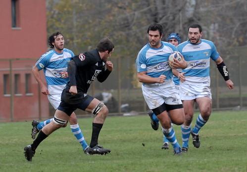 Mannucci contro Milano - foto DAK