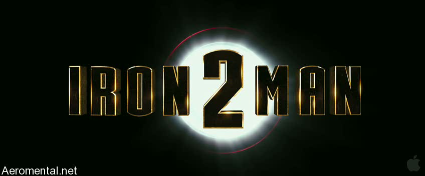 Iron Man 2 Trailer 2 title