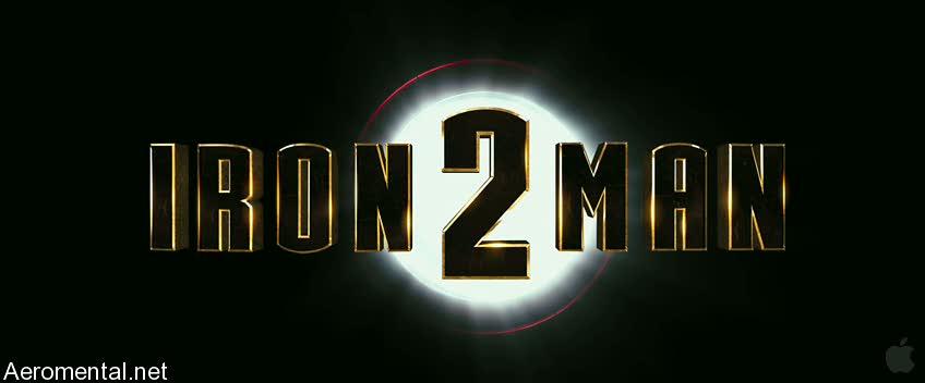 Iron Man 2 Trailer 2 title