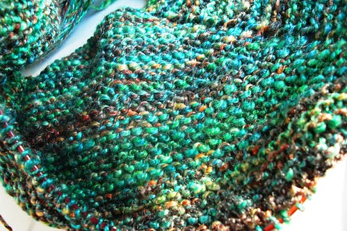 Multnomah shawl