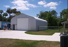SteelMaster Prefabricated Metal Storage Building