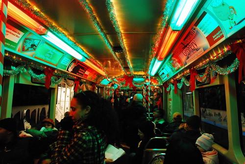121709 CHicago Santa train-15