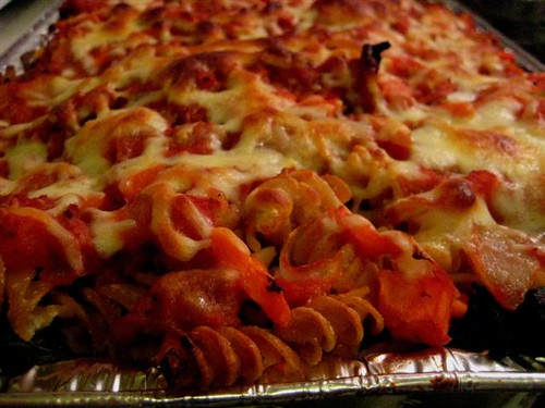 Wintry Baked Ziti (Small)