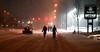 Street Walkers (Aaron Webb) Tags: road snow arlington walking virginia snowstorm arlingtonvirginia ballston snowpocalypse snomg 2009snow