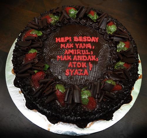 Birthday Disember 2