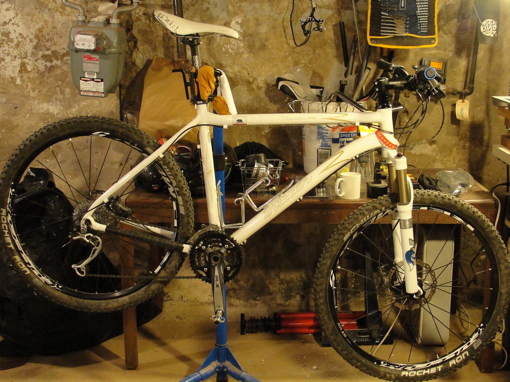 Current mountain bike