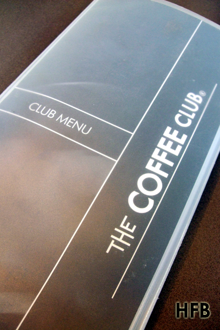The Coffee Club, Harbour Town, Perth (3)