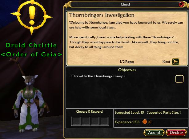 Anglorum / Quest / Thornbringers Investigation 4249931181_d7dbf71d10_o
