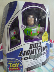 Toy Story Collection Buzz Lightyear (imranbecks) Tags: 2 3 tom movie buzz toy toys 1 tim ranger allen space woody disney collection story pixar lightyear packaging spaceship animated sheriff walt package mattel emperor hanks zurg thinkway