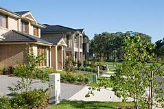 houses at The Ponds, a Landcom development (by: Landcom)