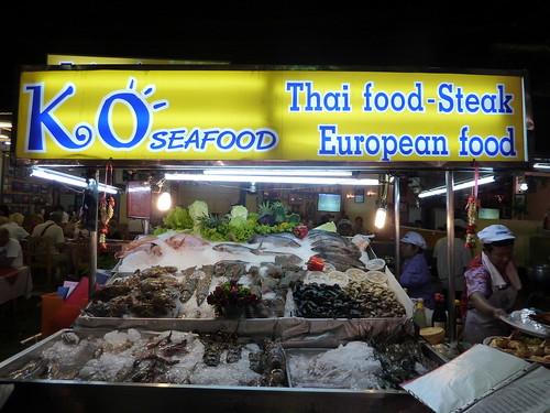 KO Seafood