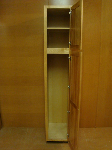 kraftmaid cabinet sizes on Kraftmaid Birch Kitchen   Bathroom Pantry Cabinet 15 W   Ebay