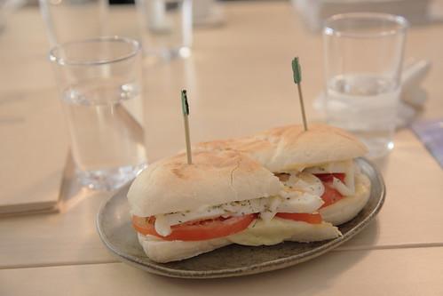 小樹三明治