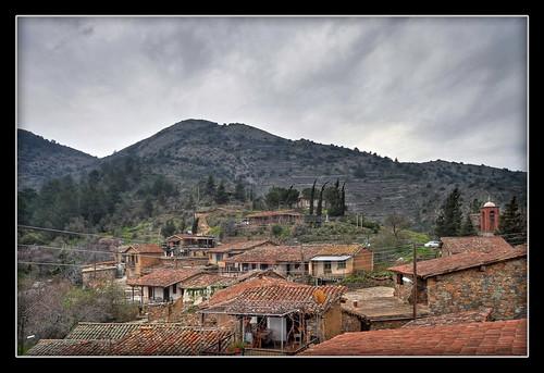 Fikardou village, Cyprus (????? ??????)