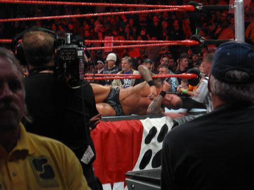 Randy Orton, the best heel today
