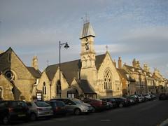 St Augustine's Church, Broad Street, Stamford