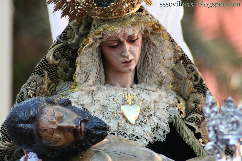 Santísimo Cristo de la Providencia y Nuestra Señora de los Dolores. Sábado Santo 2009