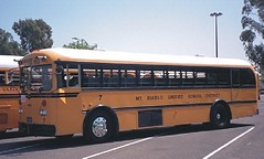 Mt Diablo 7 (crown426) Tags: schoolbus gillig