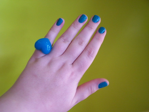 Hard Candy nail polish in Frenzy