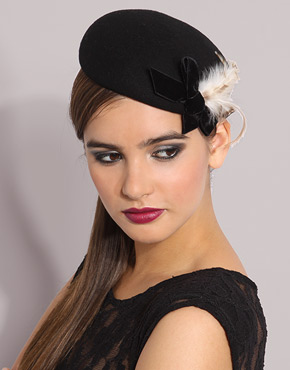 helene berman fascinator