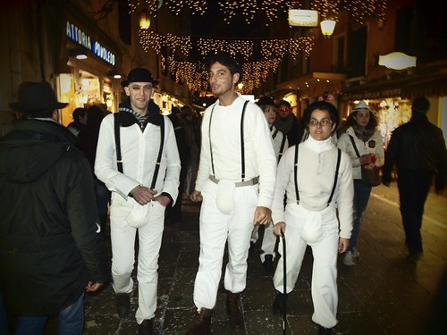 Alex and his group from A Clockwork orange