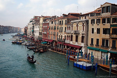 From Rialto's Bridge