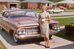 Happy Birthday Momma Danica! (she wolf-) Tags: blue classic cars love america eyes with metro blondes detroit 1950s area late 1060s suberbs bestmomever myfatherscar martinkramer danicakrameryounglady momsbirthdayisfeb19thhappybirthdaymom