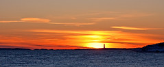 IMG_7405 pano (May Elin Aunli) Tags: sea lighthouse norway norge thesea fyr havet arendal skagerak lilletorungen torungen sjøen mayelin storetorungen aunli mayelincom aunlicom