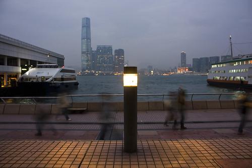 Ferry piers