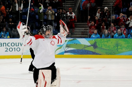 Women's Hockey: SUI - RUS