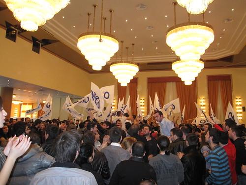 Από τα Ιωάννινα δόθηκε η εκκίνηση για την έναρξη των προσυνεδριακών διαλόγων της ΟΝΝΕΔ