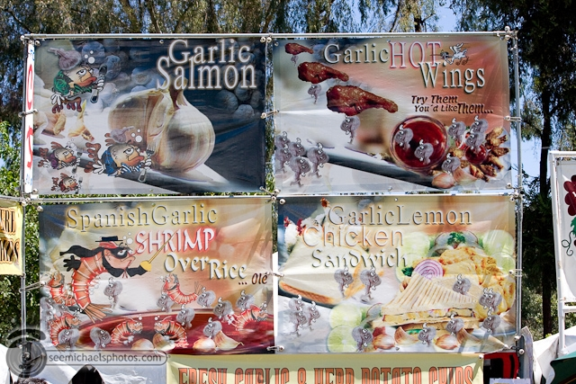 12 Gilroy Garlic Festival 72409 © Michael Klayman-020