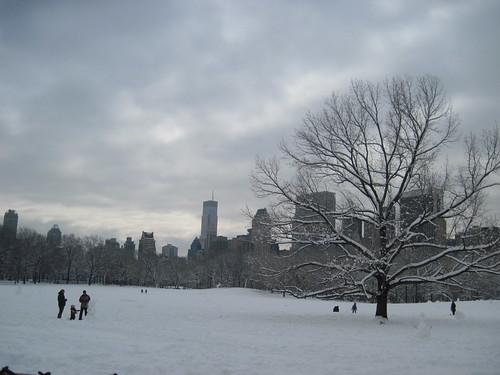 New York City Post-Blizzard