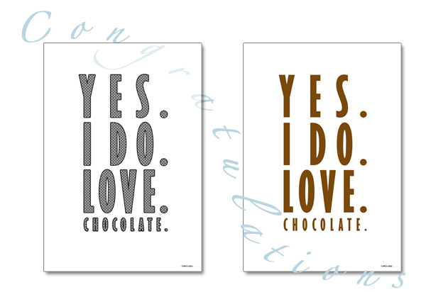 YesIdoLoveChocolate-tavling