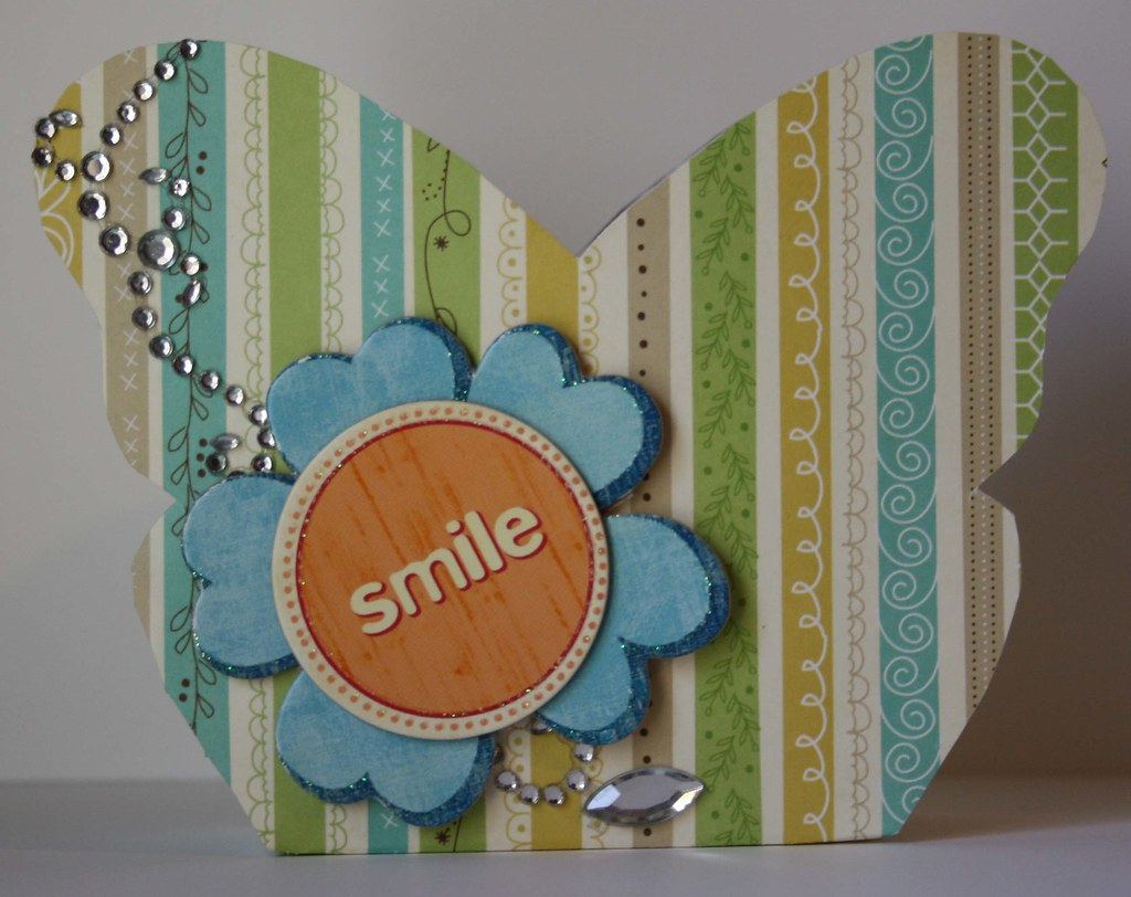 Smile Butterfly Box