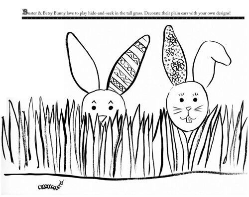 coloringpage_bunnies