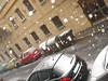 neve in via Boccaccio