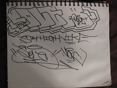 Damn. (SKIRT CHASER ONER) Tags: way rip be sole 2113