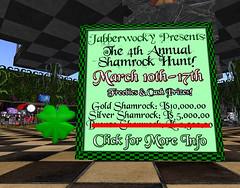 Shamrock Hunt in Cheshire