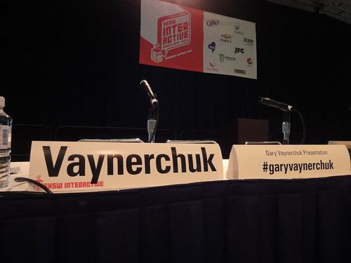 Gary Vaynerchuk Keynote at SxSW 2010