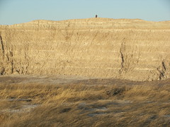 South Unit, Badlands National Park (miss_distance) Tags: rock butte mud erosion sediment hoodoo badlands geology brule day15 sedimentary mesa gumbo creeks pinnacle badlandsnationalpark ridges sharps cuny weathering redrivervalley chadron artistinresidence pineridgereservation southunit httporebodycomwrit strongholdunit abookmadeofsoil