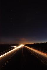March Night Sky (J. Peever) Tags: light sky ontario cars night canon stars landscape peterborough xsi canonefs1022mmf3545usm