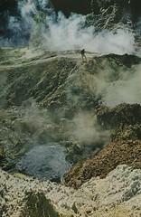 Venus (petercat.harris) Tags: hot fog vintage magazine volcano weird desert alien science scan steam national springs vapor geographic nationalgeographic researcher
