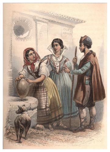 004-Barcelona Mequinenza-Voyage pittoresque en Espagne et en Portugal 1852- Emile Bégin