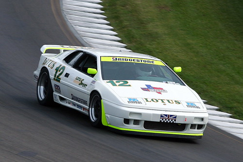 Lotus Esprit Turbo Challenge. Lotus X180r Esprit Turbo