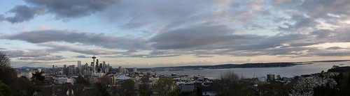 Views from Queen Anne