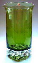 Iittala vase designed by Tapio Wirkkala