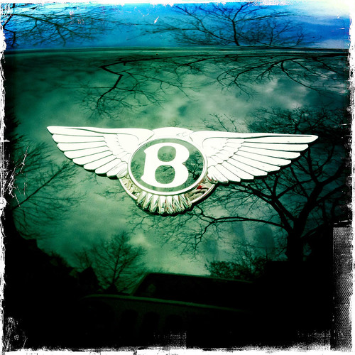 Bentley Continental - Taken With An iPhone