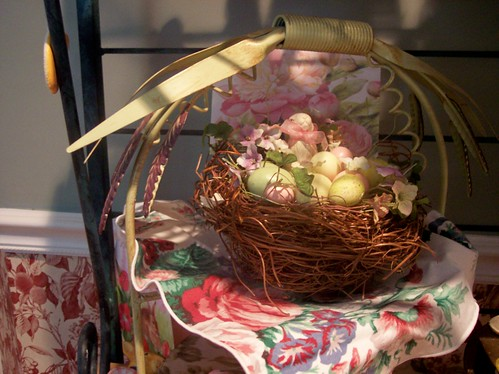 Easter basket pretty