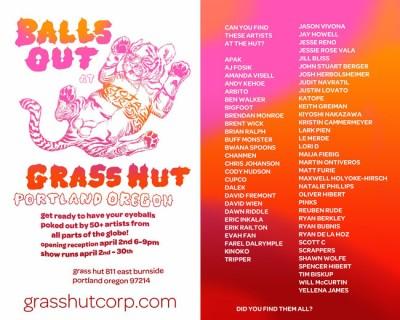 Balls Out Show @ Grasshut